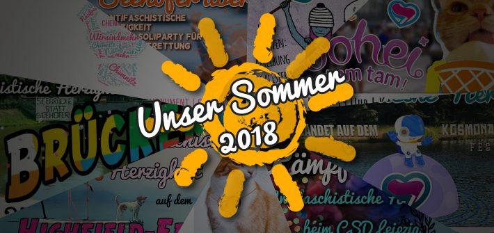 Herziger Sommerrückblick 2018