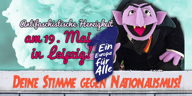 Ein Europa für alle Leipzig